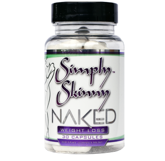 Down To Earth Solutions; Simply Skinny NAKED Weight Loss - FAT BURNER