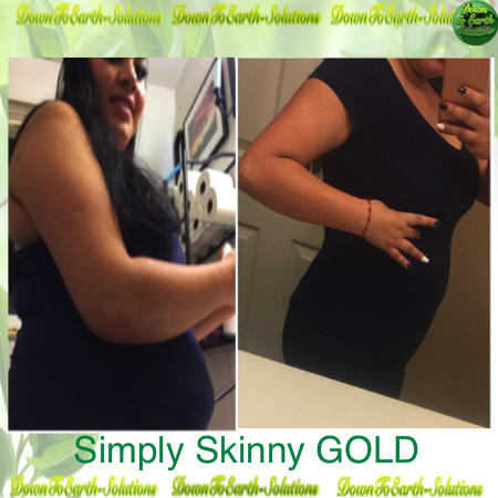 DownToEarth-Solutions; Simply Skinny Gold